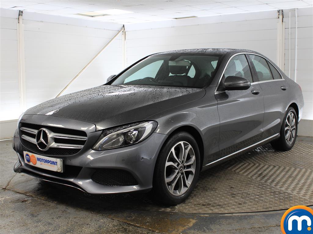 Mercedes-Benz C Class Sport - Stock Number (1030689) - Passenger side front corner
