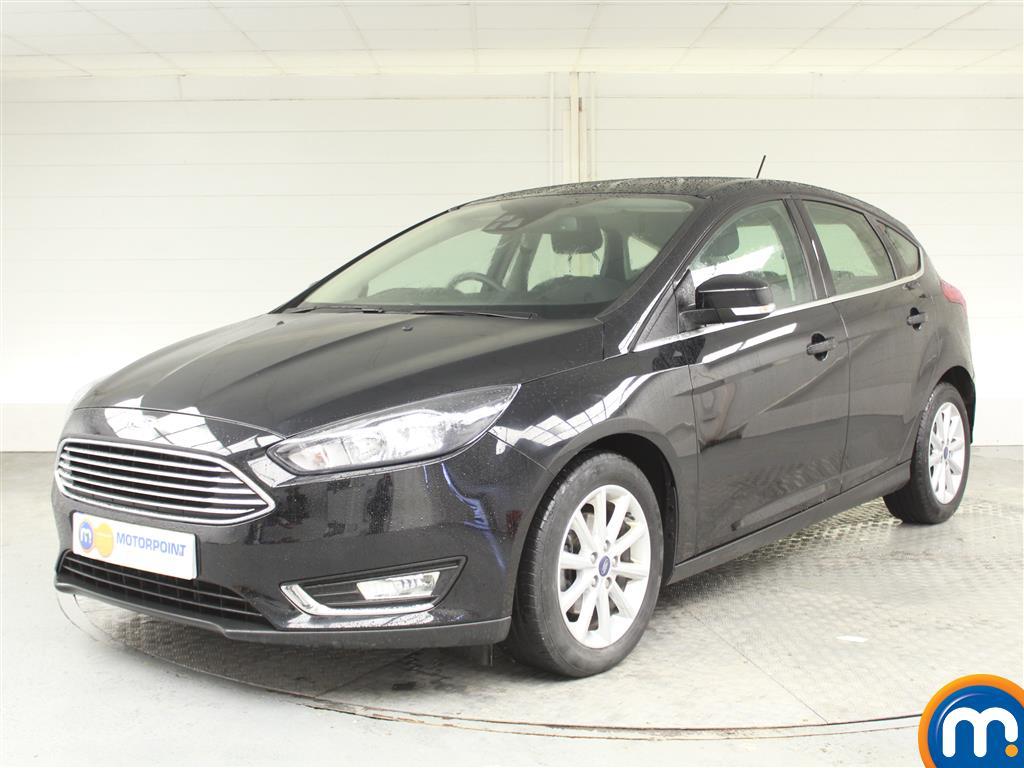 Ford Focus Titanium - Stock Number (1018273) - Passenger side front corner