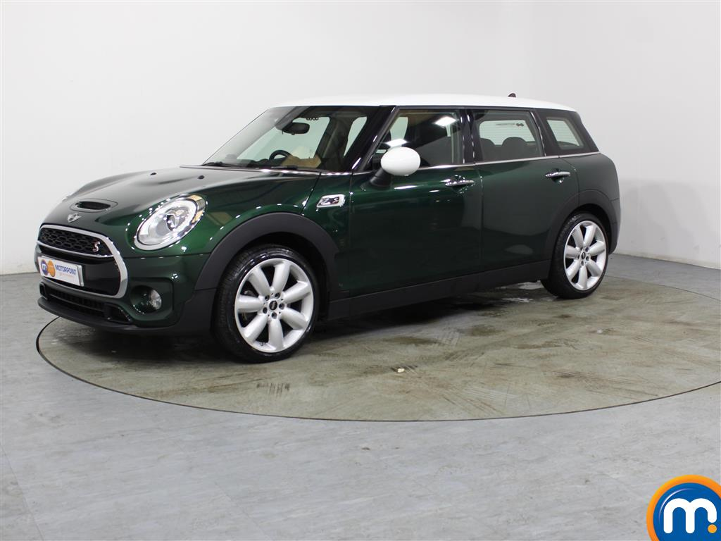 Mini Clubman Cooper S - Stock Number (1027654) - Passenger side front corner