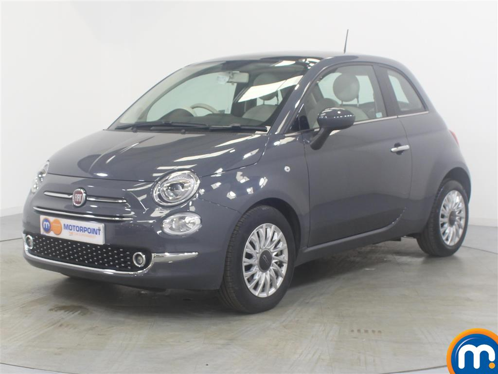 Fiat 500 Lounge - Stock Number (1024544) - Passenger side front corner