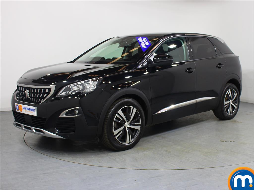Peugeot 3008 Allure - Stock Number (1025087) - Passenger side front corner