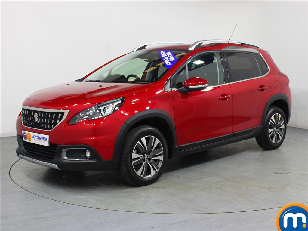 Peugeot 2008 Allure - Stock Number (1027500) - Passenger side front corner