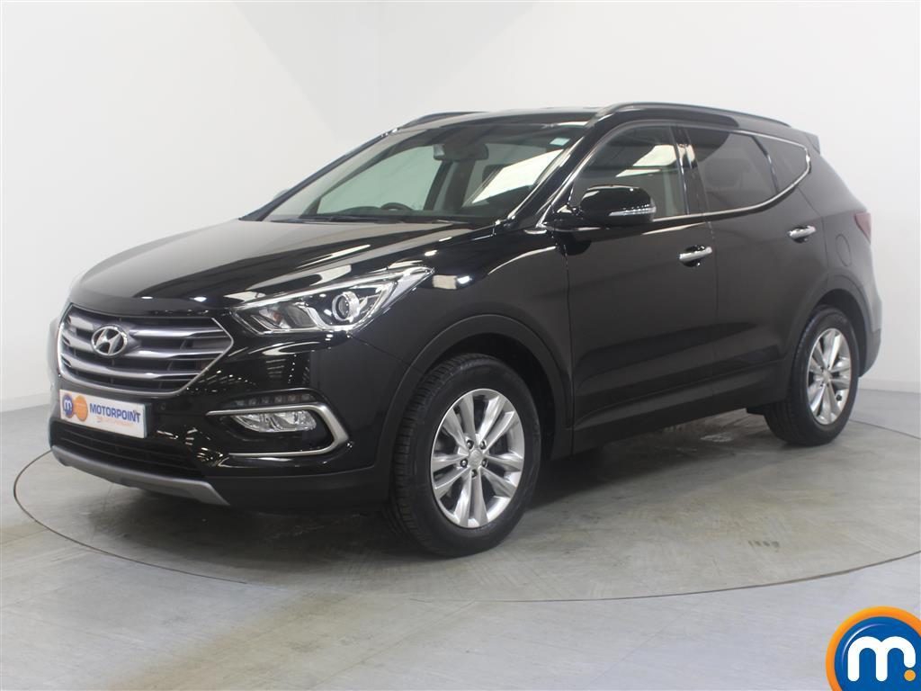 Hyundai Santa Fe Premium - Stock Number (1027964) - Passenger side front corner