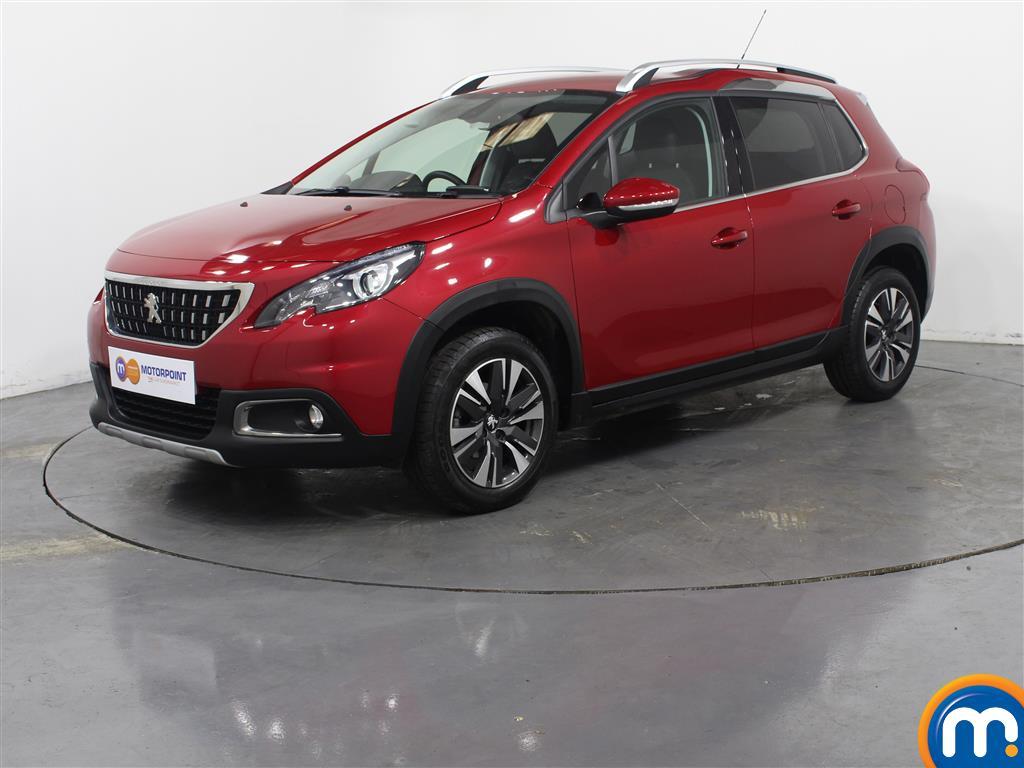 Peugeot 2008 Allure - Stock Number (1027492) - Passenger side front corner