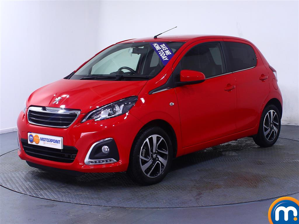 Peugeot 108 Allure - Stock Number (1011816) - Passenger side front corner