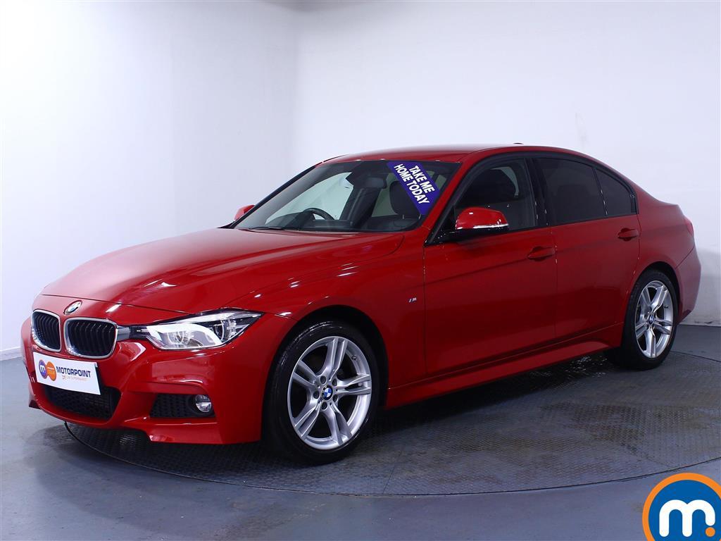 BMW 3 Series M Sport - Stock Number (1028672) - Passenger side front corner