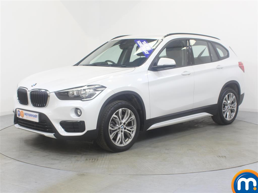 BMW X1 Sport - Stock Number (1026970) - Passenger side front corner