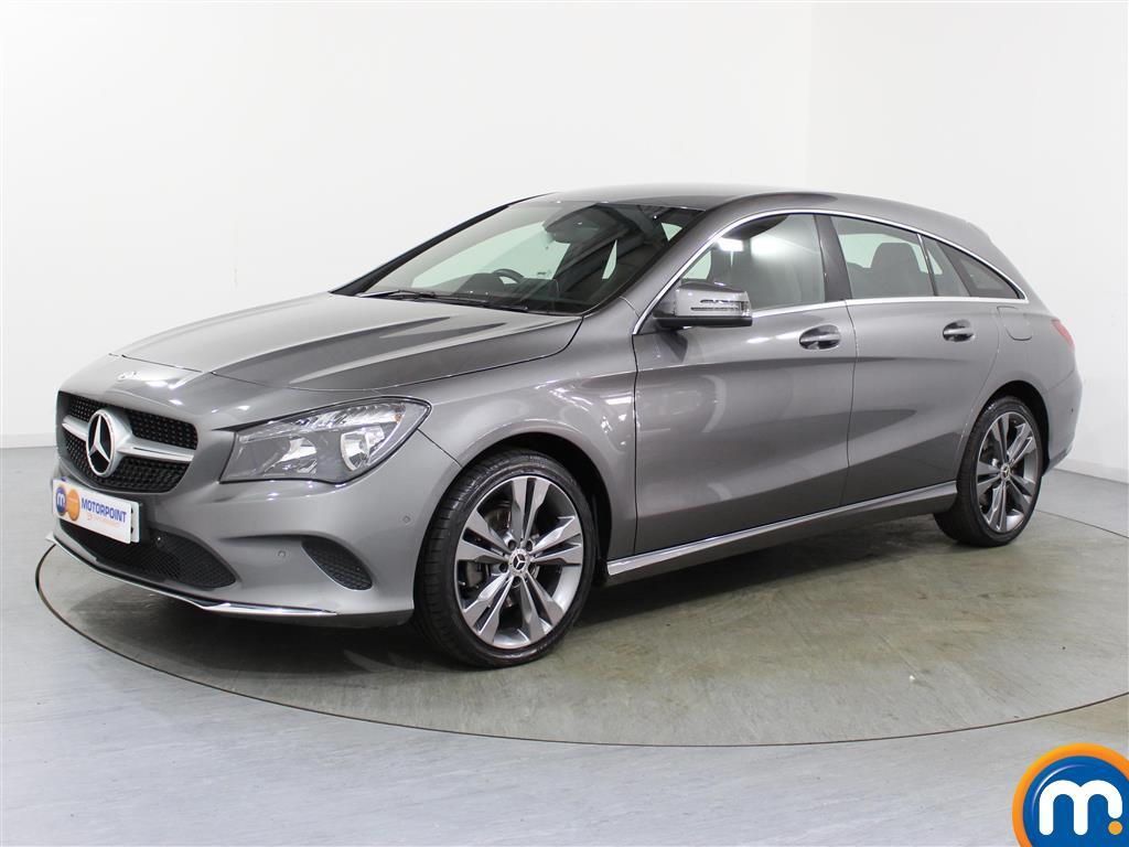 Mercedes-Benz Cla Class Sport - Stock Number (1025649) - Passenger side front corner