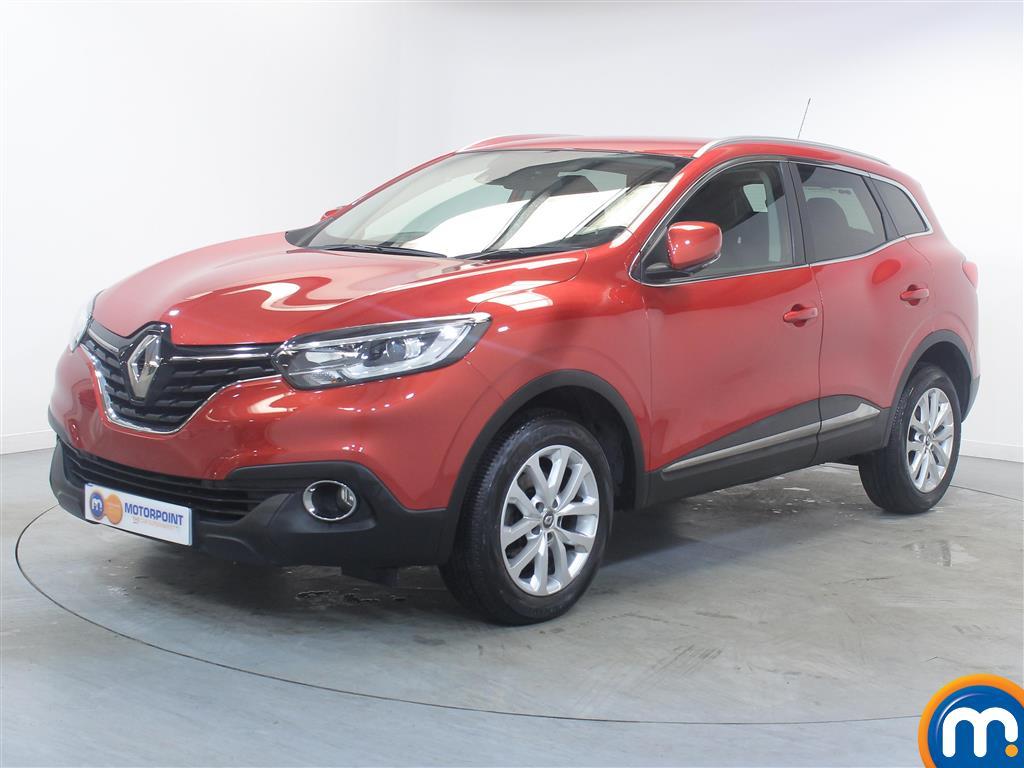 Renault Kadjar Dynamique Nav - Stock Number (1023666) - Passenger side front corner