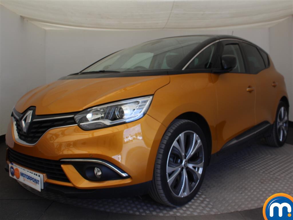Renault Scenic Dynamique S Nav - Stock Number (1030749) - Passenger side front corner