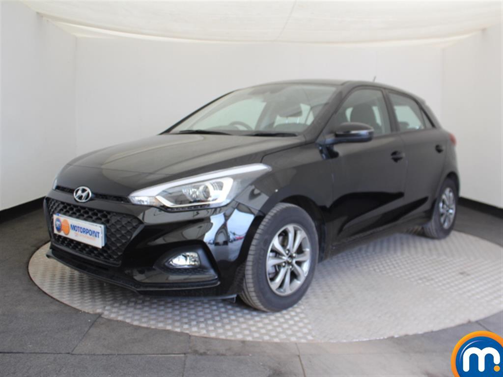 Hyundai I20 SE - Stock Number (1011682) - Passenger side front corner