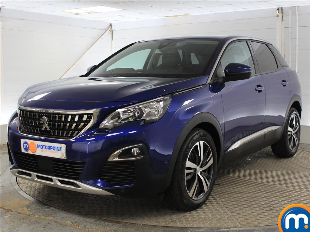 Peugeot 3008 Allure - Stock Number (1029854) - Passenger side front corner
