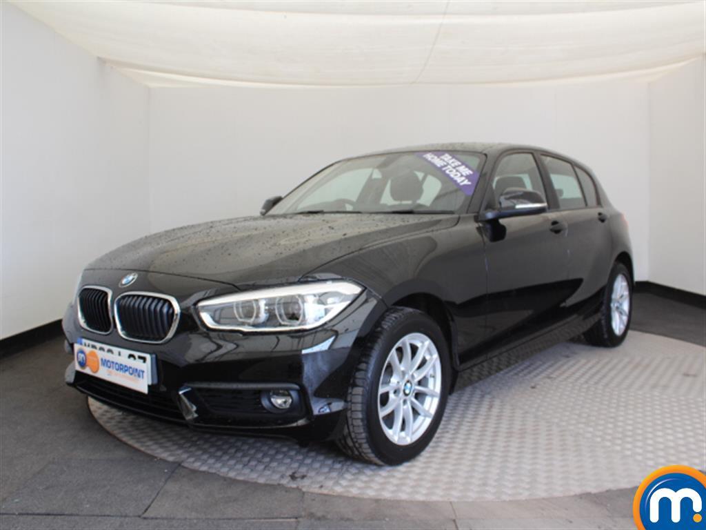 BMW 1 Series SE Business - Stock Number (1027851) - Passenger side front corner