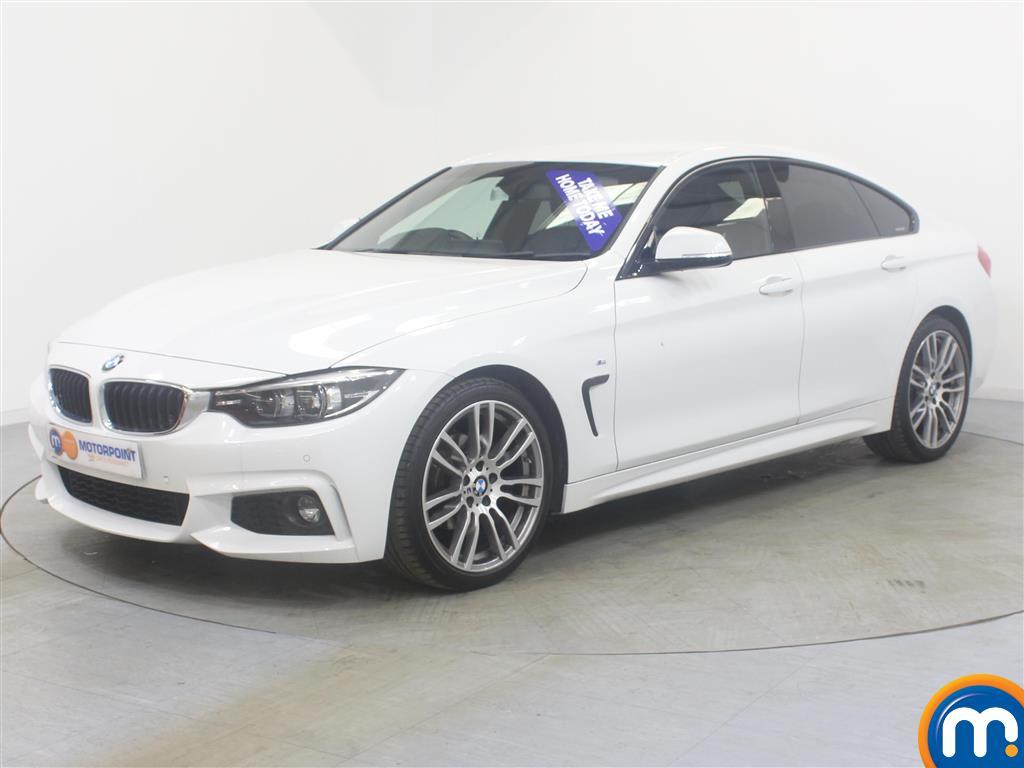 BMW 4 Series M Sport - Stock Number (1027441) - Passenger side front corner