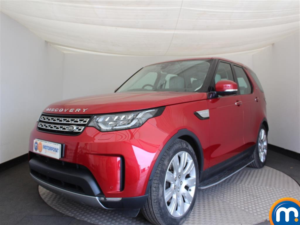 Land Rover Discovery HSE Luxury - Stock Number (1029751) - Passenger side front corner