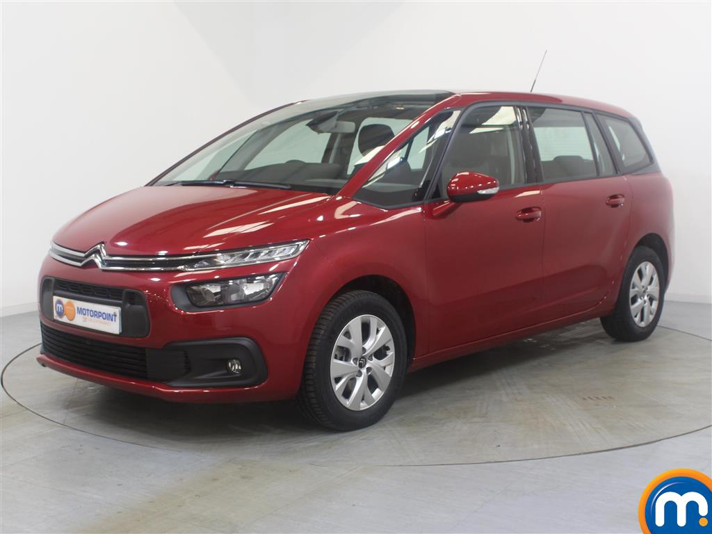 Citroen Grand C4 Picasso Touch Edition - Stock Number (1026944) - Passenger side front corner