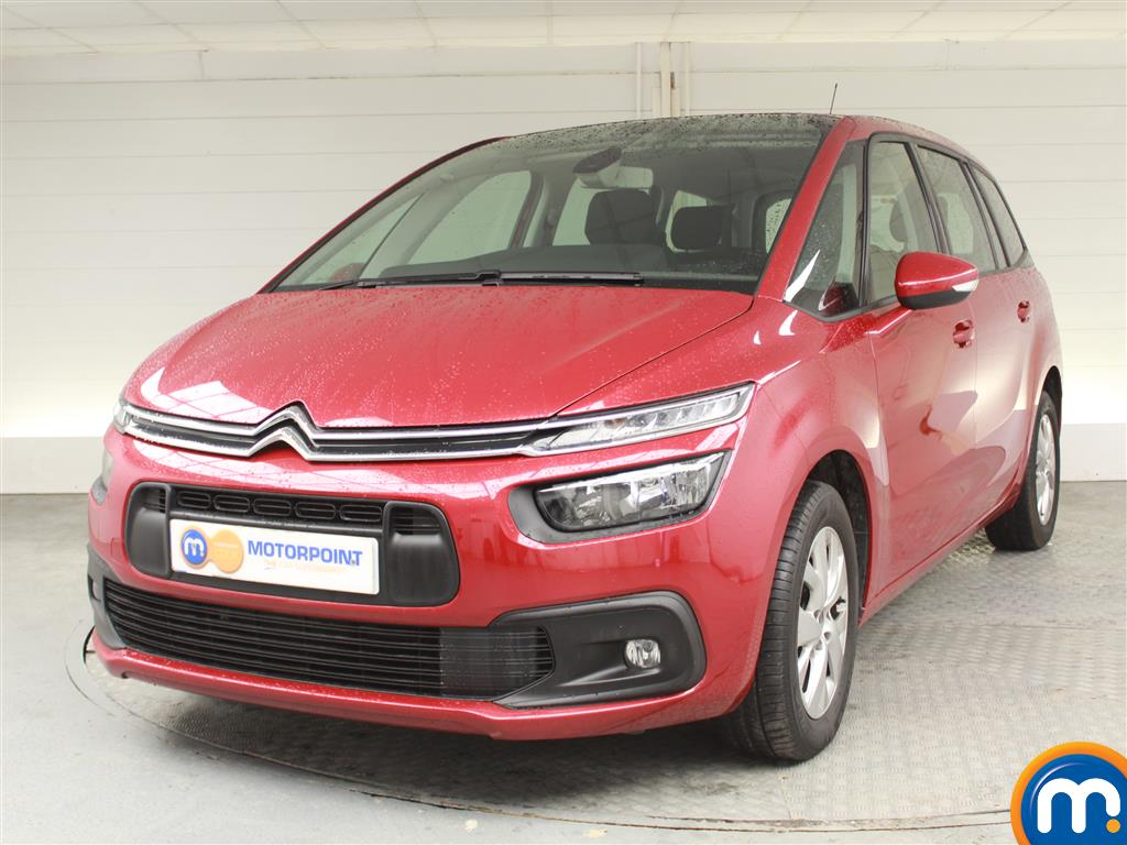 Citroen Grand C4 Picasso Touch Edition - Stock Number (991064) - Passenger side front corner