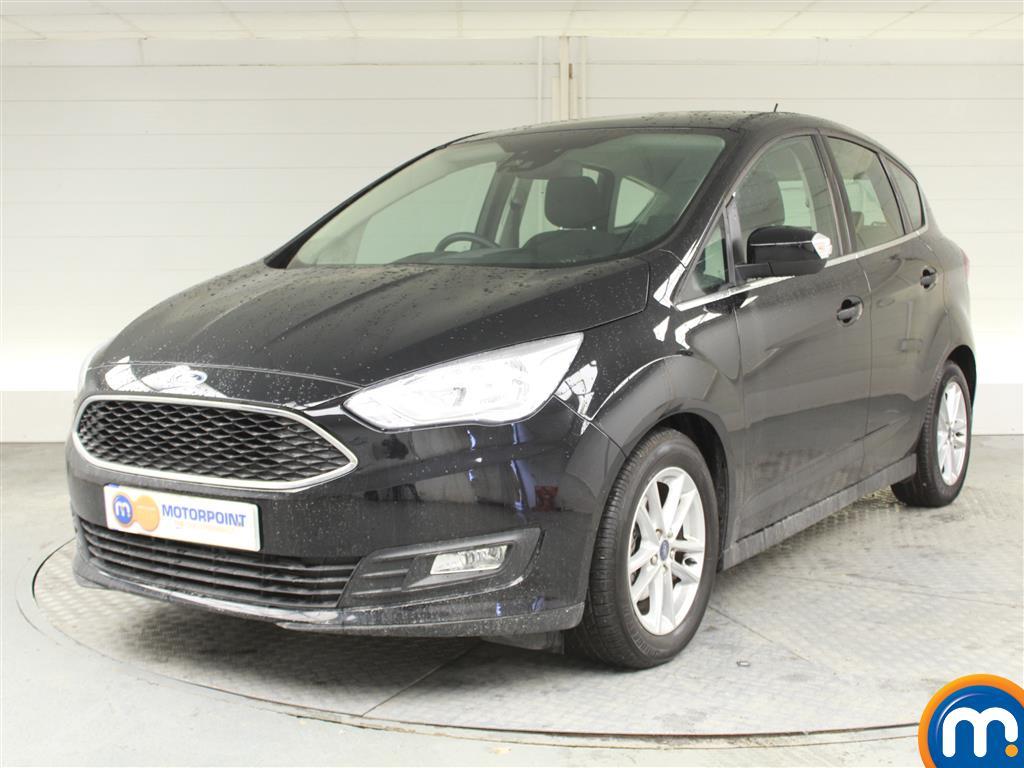 Ford C-Max Zetec - Stock Number (1025836) - Passenger side front corner