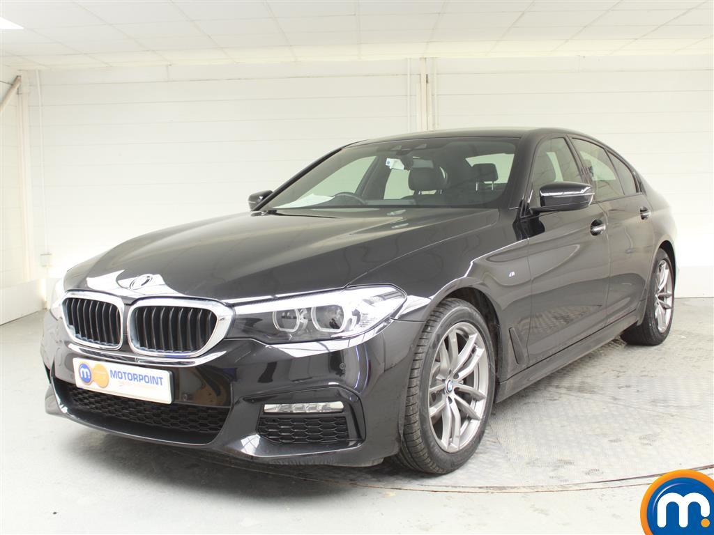 BMW 5 Series M Sport - Stock Number (1025841) - Passenger side front corner