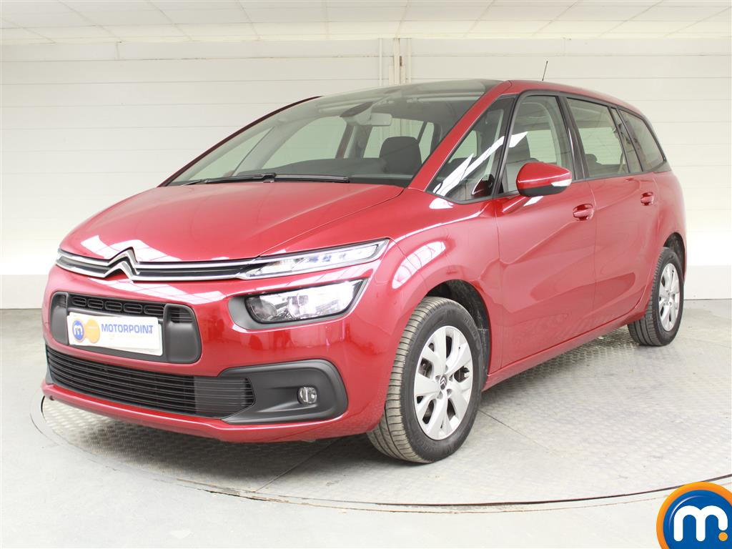 Citroen Grand C4 Picasso Touch Edition - Stock Number (1021487) - Passenger side front corner