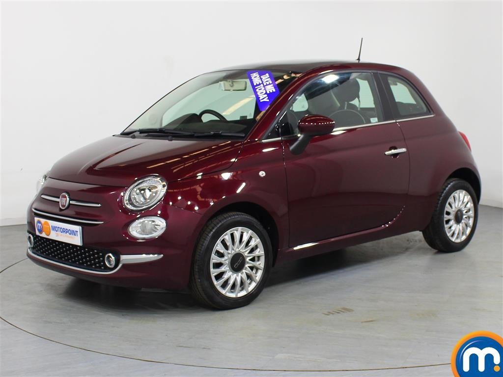 Fiat 500 Lounge - Stock Number (1026379) - Passenger side front corner