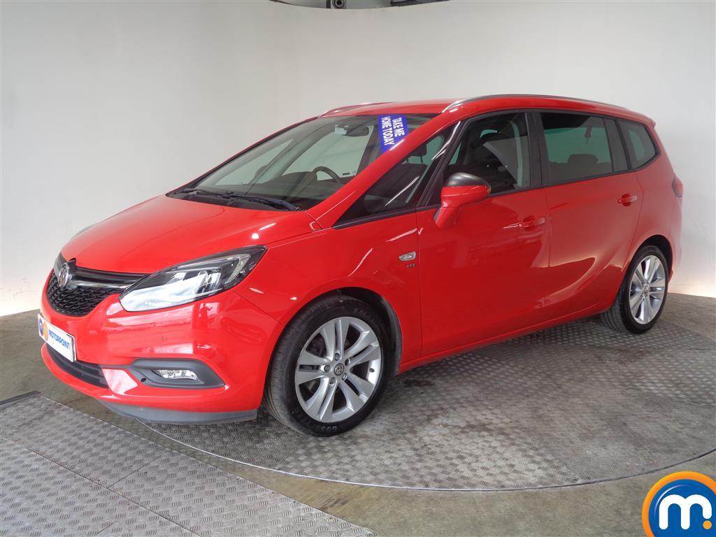 Vauxhall Zafira SRi Nav - Stock Number (1030694) - Passenger side front corner
