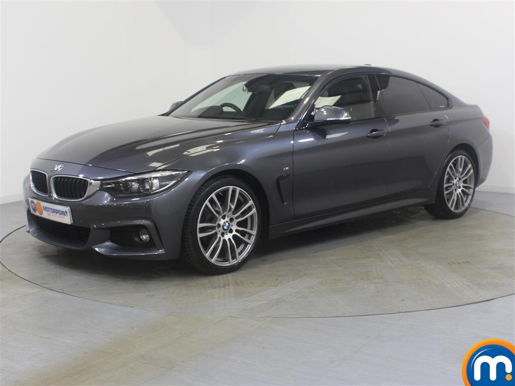 BMW 4 Series M Sport - Stock Number (1027446) - Passenger side front corner