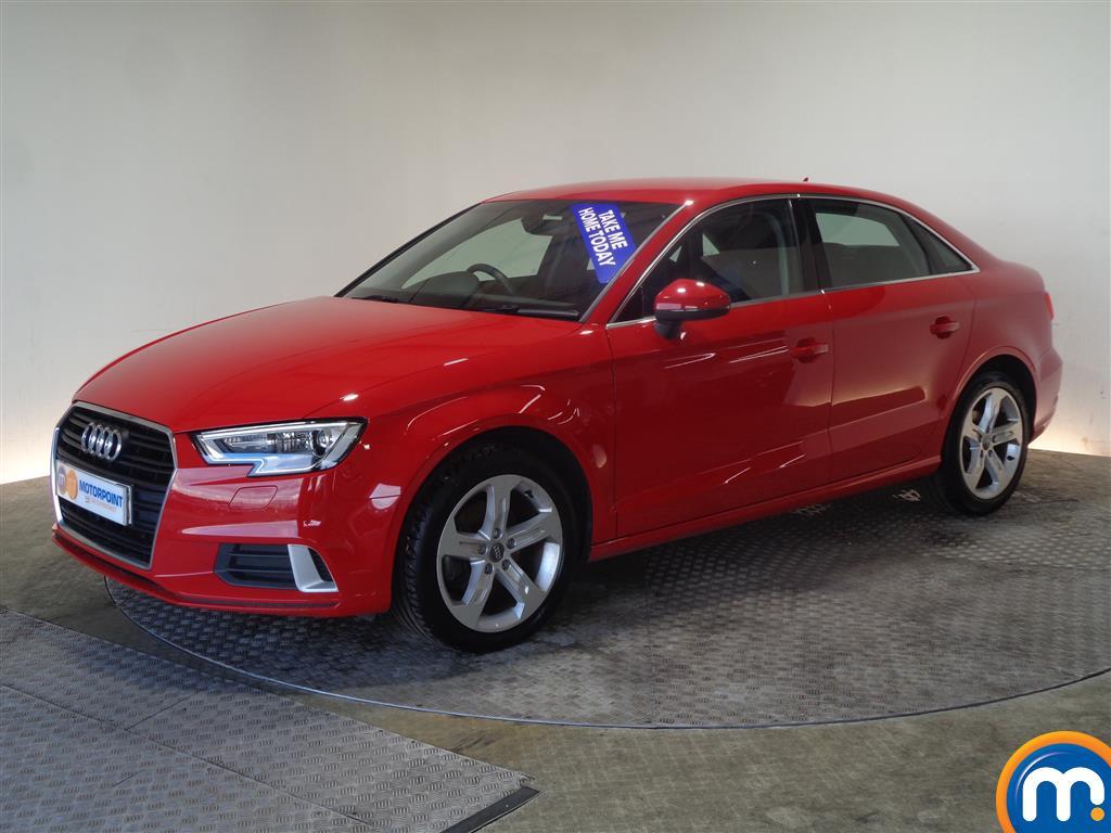 Audi A3 Sport - Stock Number (1028609) - Passenger side front corner