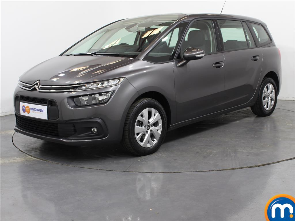 Citroen Grand C4 Picasso Touch Edition - Stock Number (1026945) - Passenger side front corner