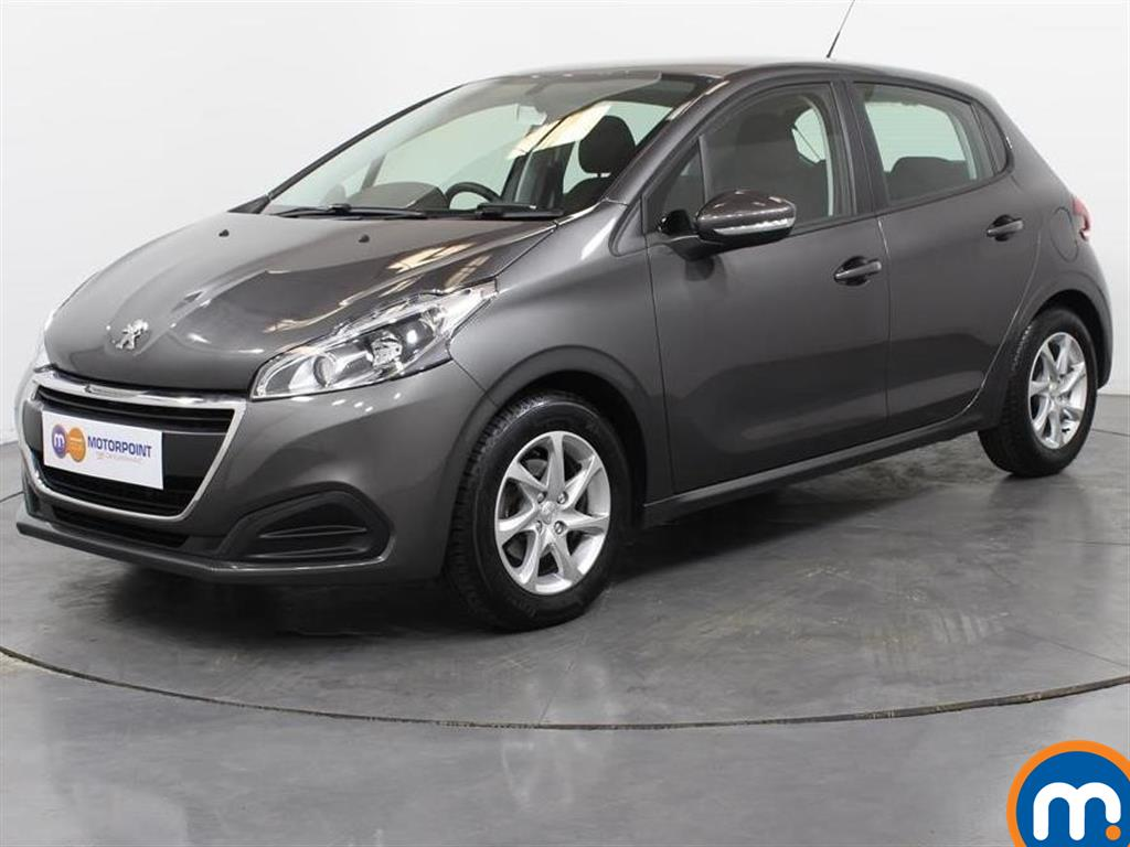 Peugeot 208 Active - Stock Number (1028768) - Passenger side front corner