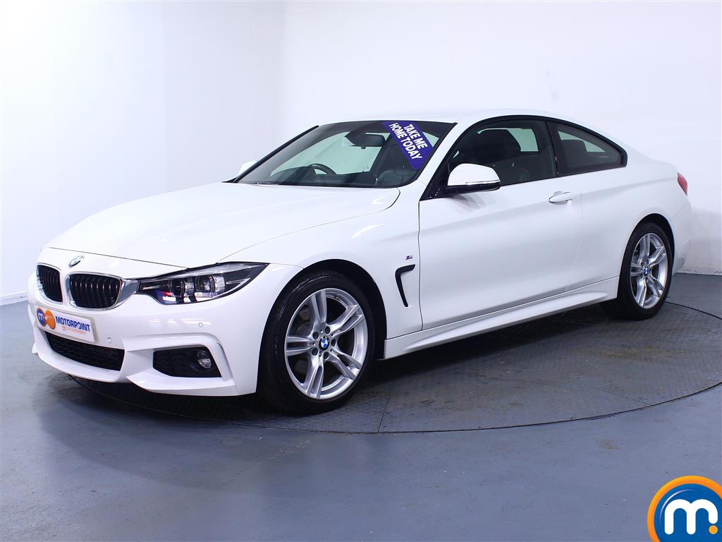 BMW 4 Series M Sport - Stock Number (1023704) - Passenger side front corner
