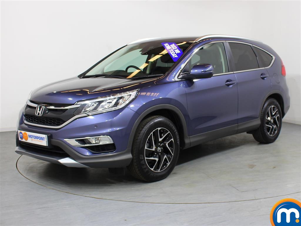 Honda Cr-V SE Plus - Stock Number (1025890) - Passenger side front corner