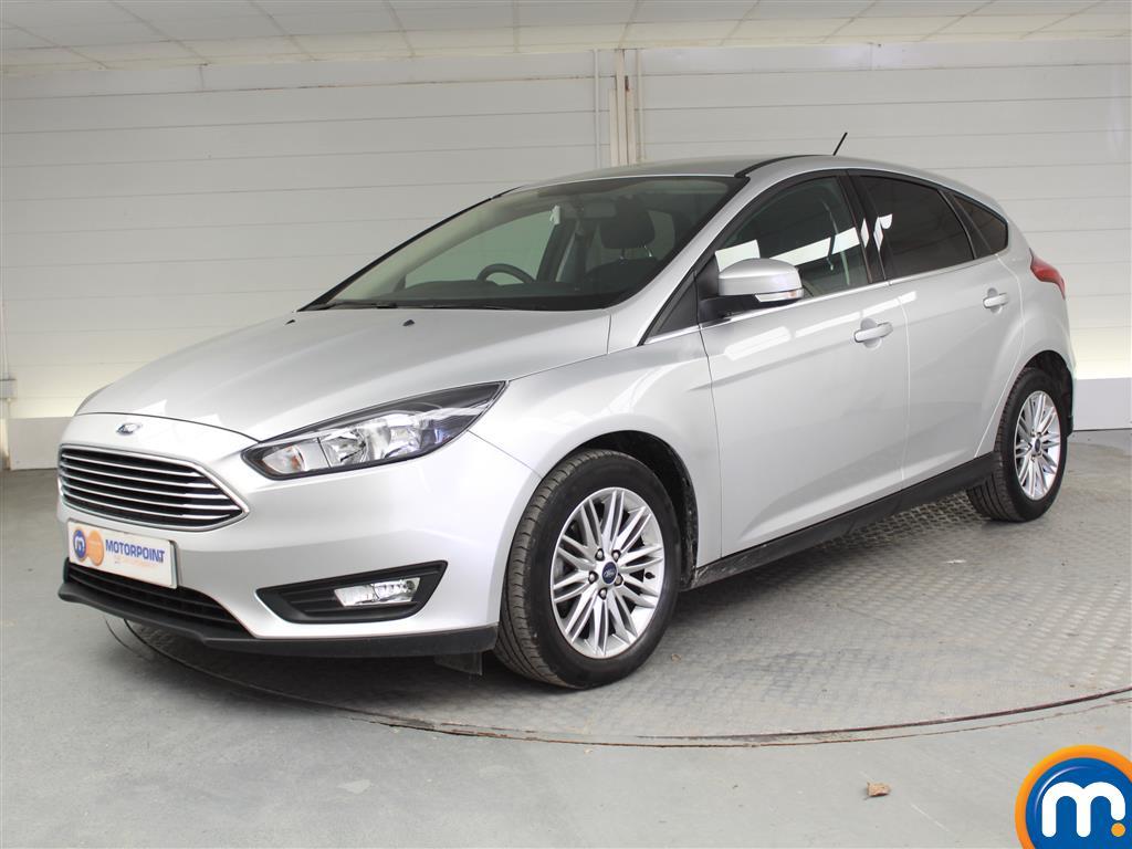 Ford Focus Zetec Edition - Stock Number (1022749) - Passenger side front corner