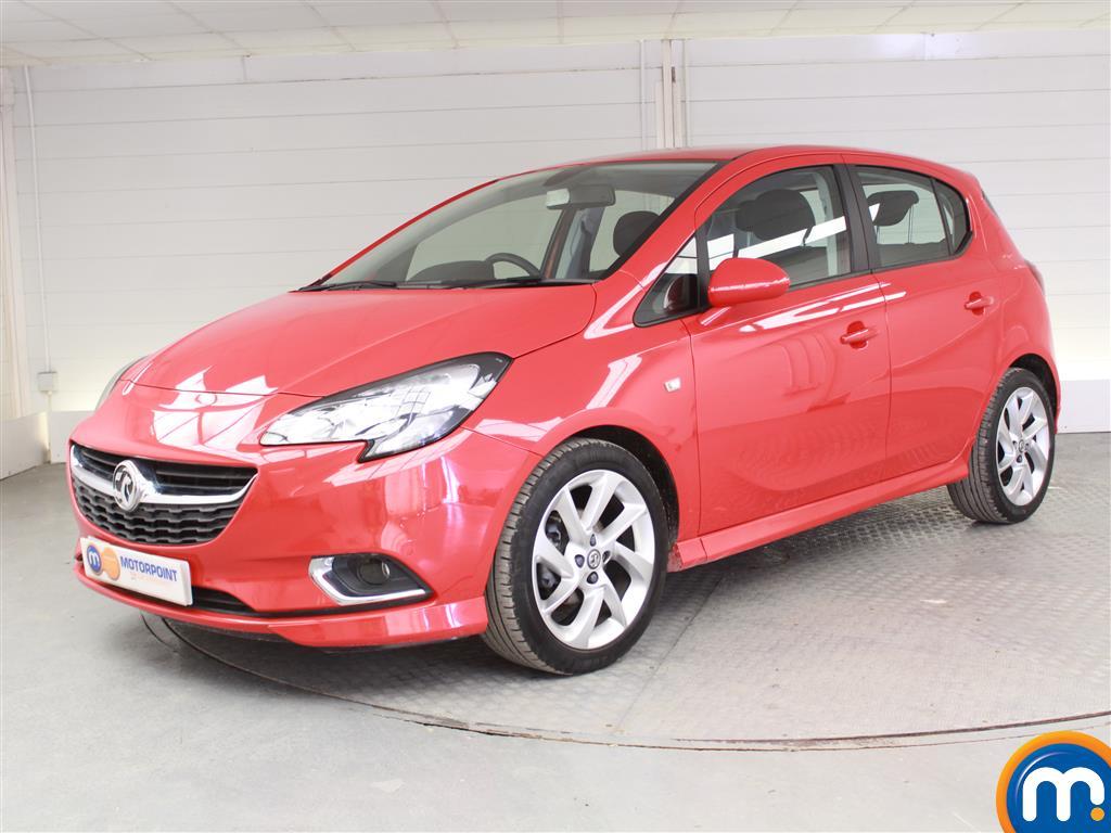 Vauxhall Corsa SRi Vx-line - Stock Number 1027844 Passenger side front corner
