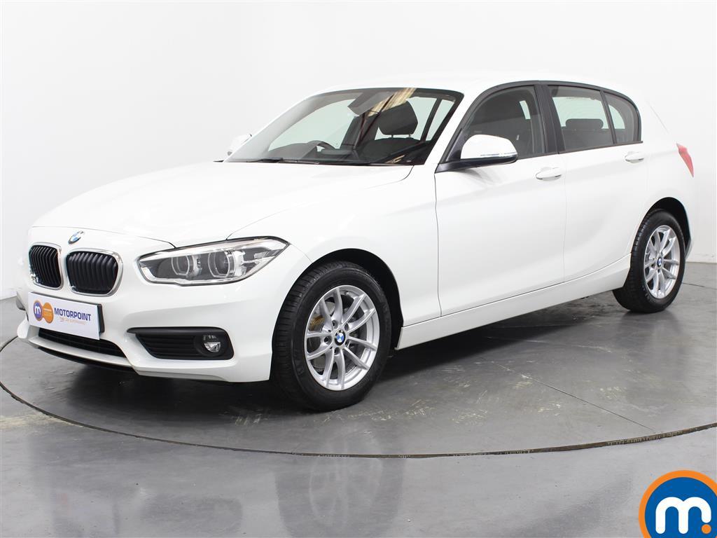 BMW 1 Series SE Business - Stock Number (1027855) - Passenger side front corner