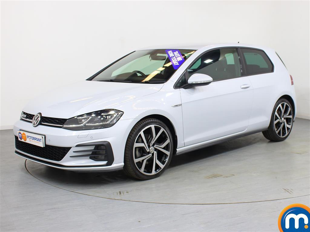 Volkswagen Golf GTD - Stock Number (1029780) - Passenger side front corner