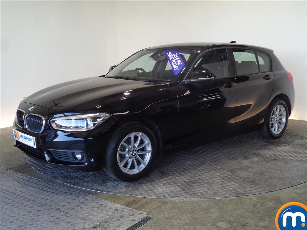 BMW 1 Series SE Business - Stock Number (1025500) - Passenger side front corner