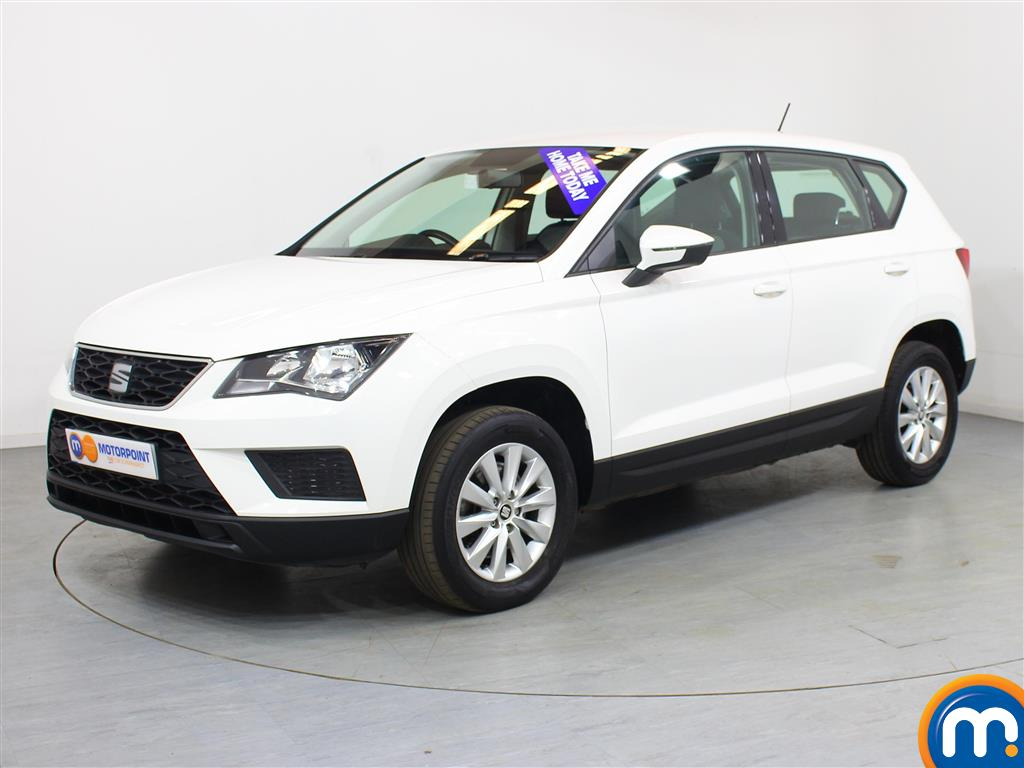 Seat Ateca S - Stock Number (1030293) - Passenger side front corner