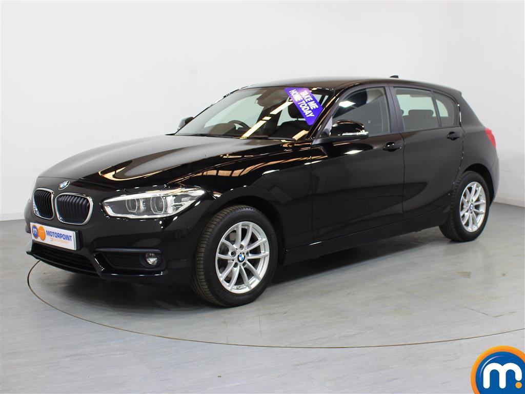 BMW 1 Series SE Business - Stock Number (1018873) - Passenger side front corner