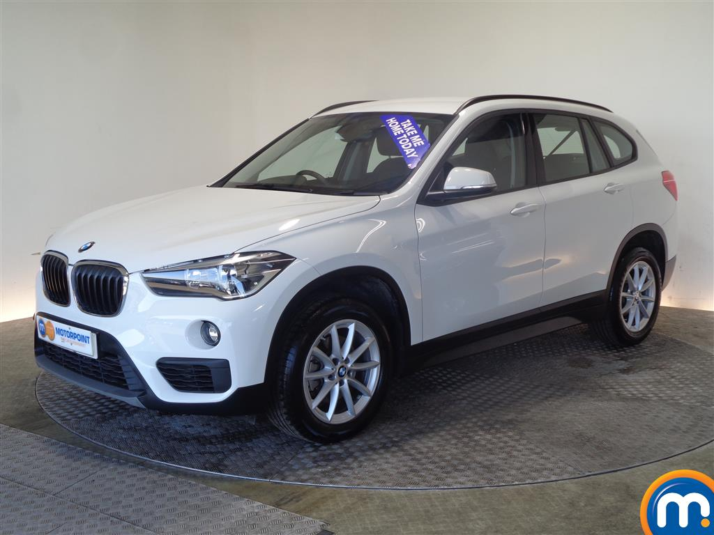 BMW X1 SE - Stock Number (1032166) - Passenger side front corner