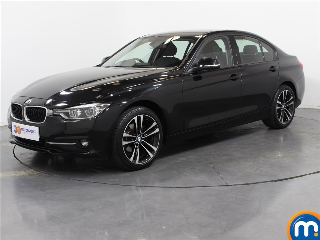 BMW 3 Series Sport - Stock Number (1026976) - Passenger side front corner