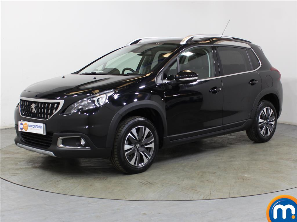 Peugeot 2008 Allure - Stock Number (1027478) - Passenger side front corner