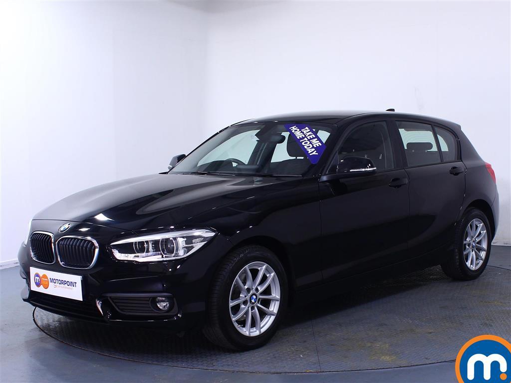 BMW 1 Series SE Business - Stock Number (1030733) - Passenger side front corner