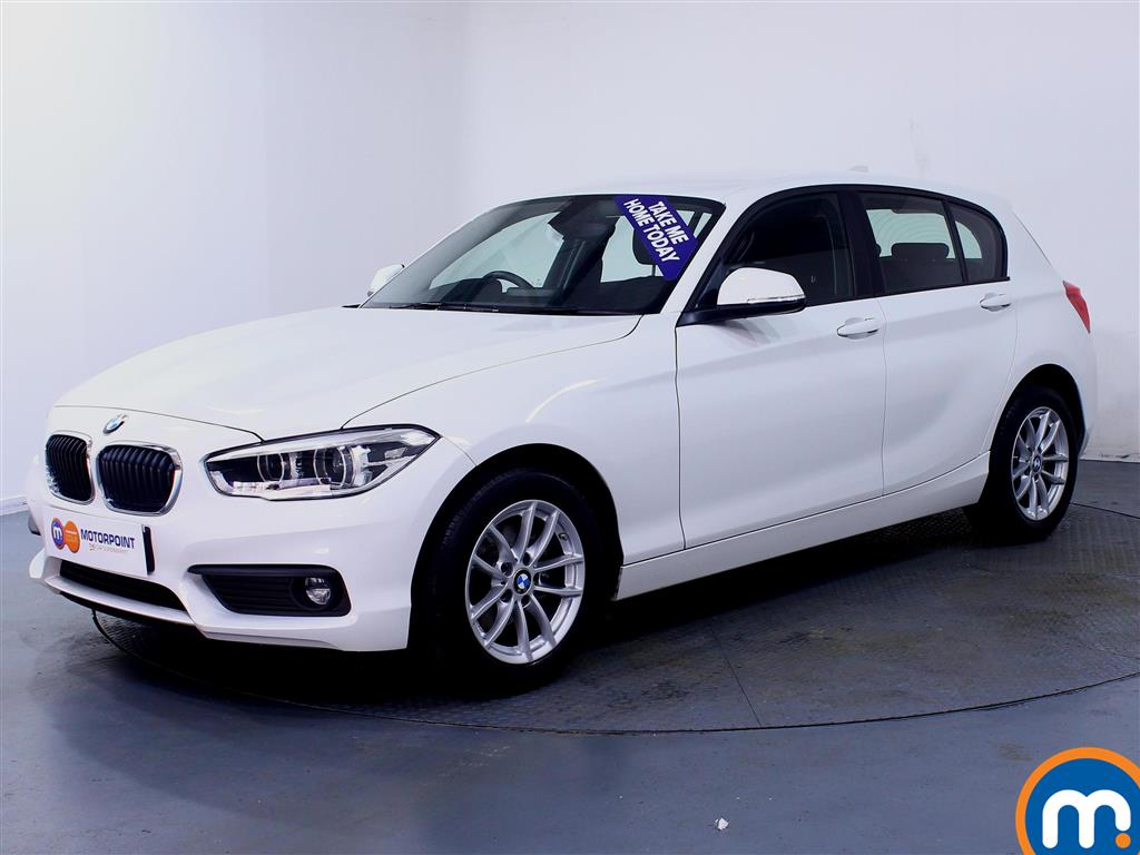BMW 1 Series SE Business - Stock Number 1030731 Passenger side front corner