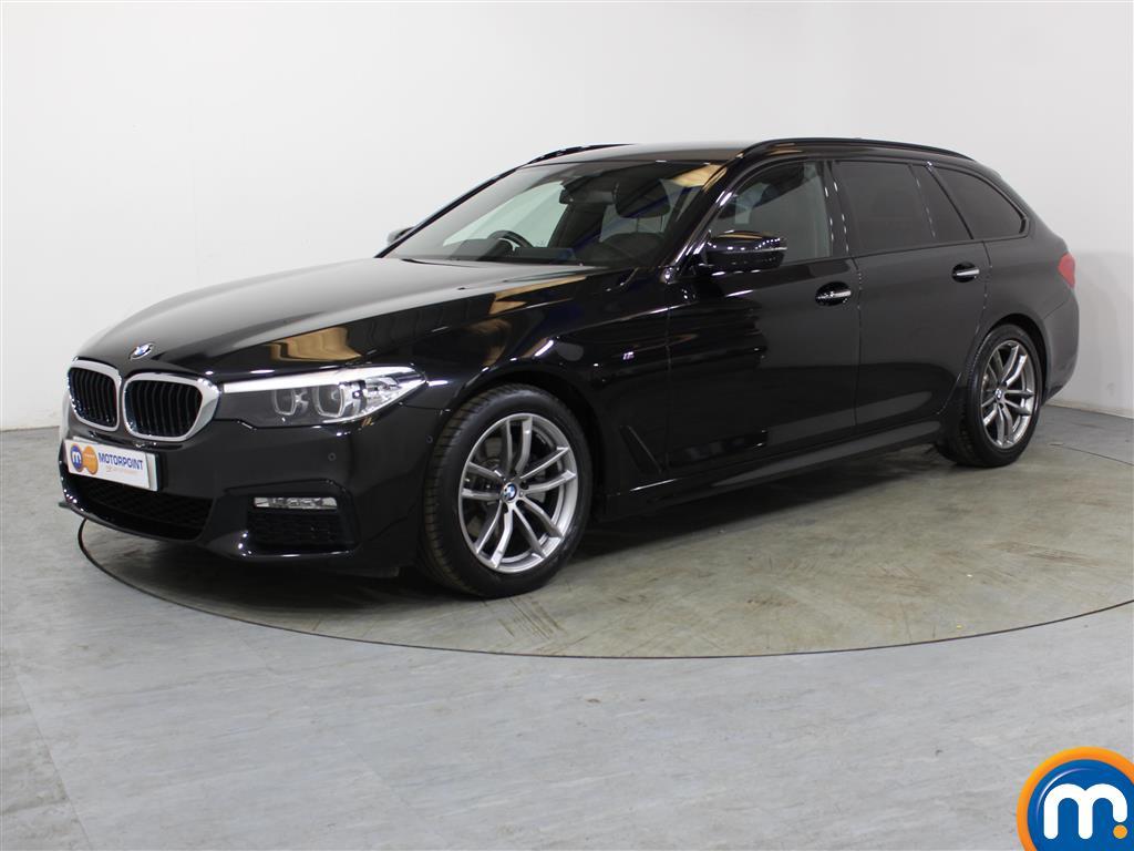 BMW 5 Series M Sport - Stock Number (1017905) - Passenger side front corner