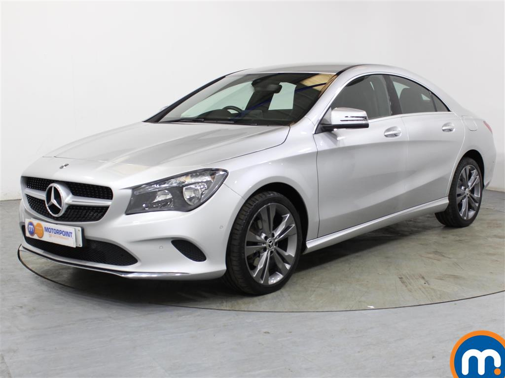 Mercedes-Benz Cla Class Sport - Stock Number (1032171) - Passenger side front corner