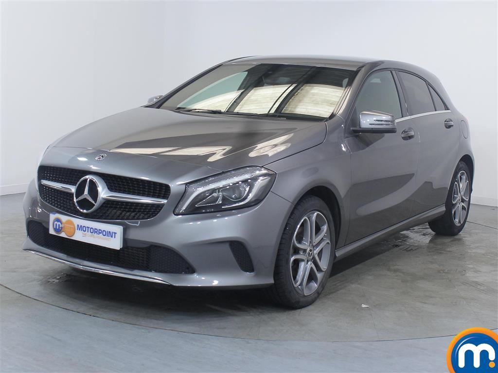 Mercedes-Benz A Class Sport Edition - Stock Number (1031260) - Passenger side front corner
