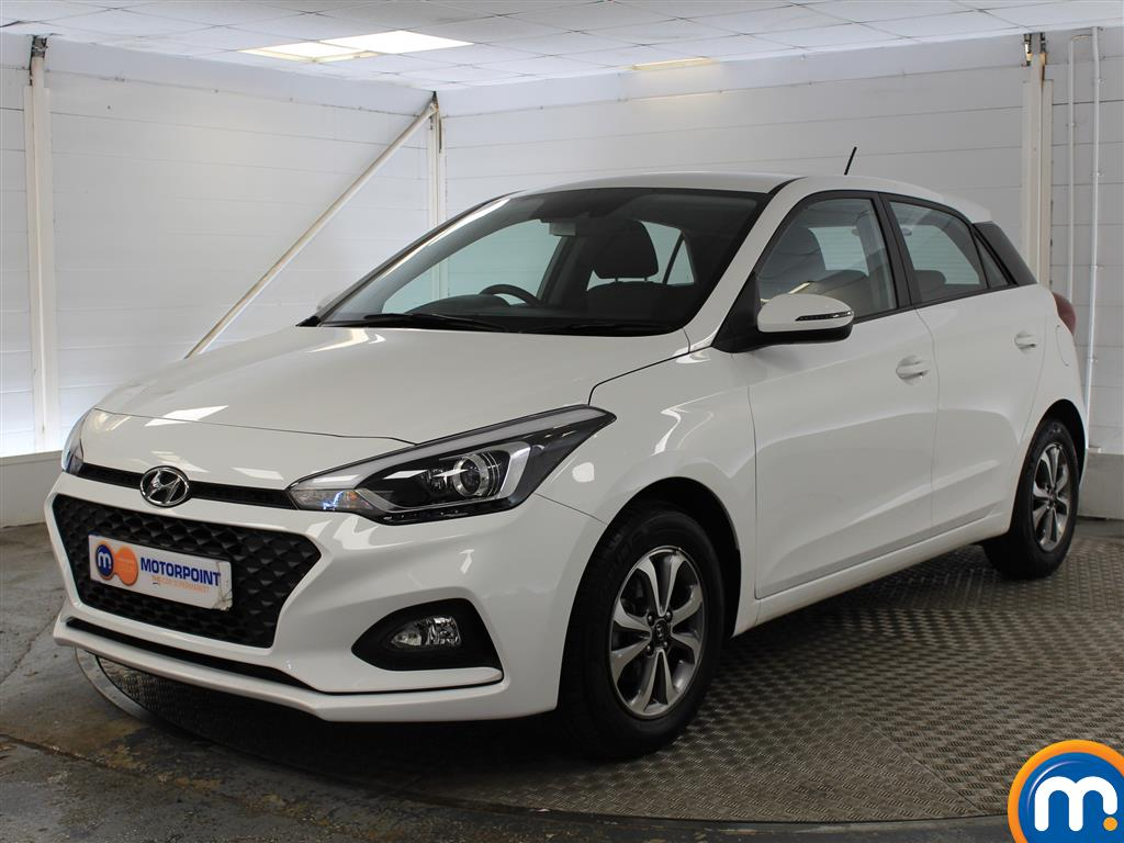 Hyundai I20 SE - Stock Number (1028697) - Passenger side front corner