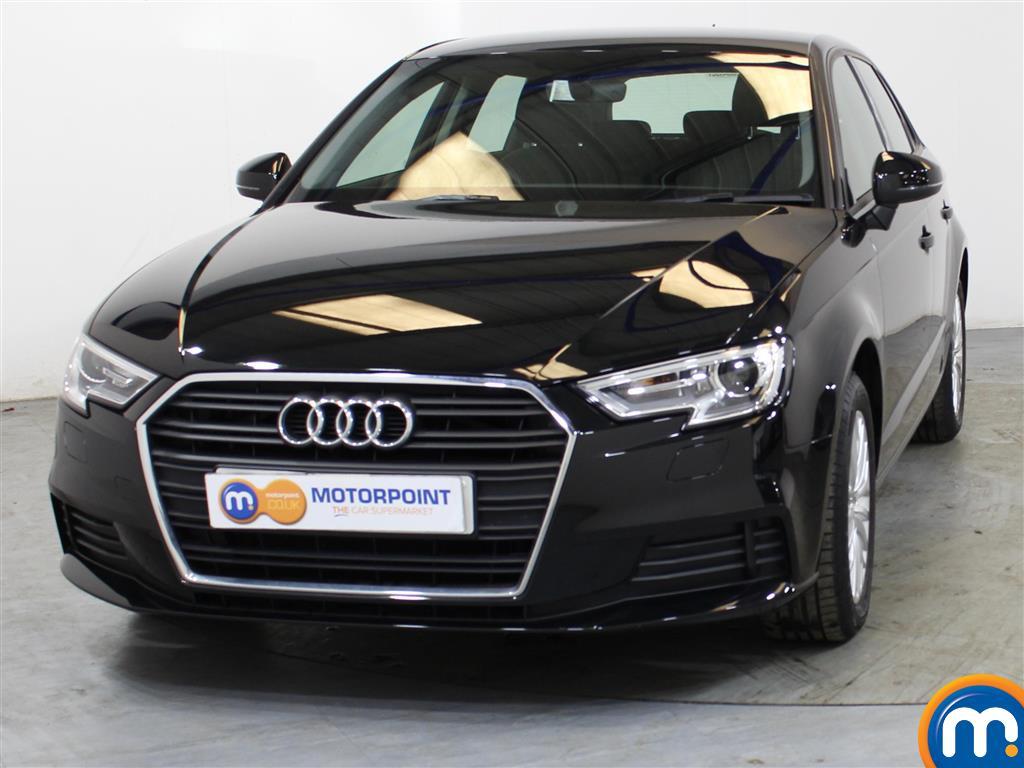 Audi A3 SE Technik - Stock Number (1023541) - Passenger side front corner