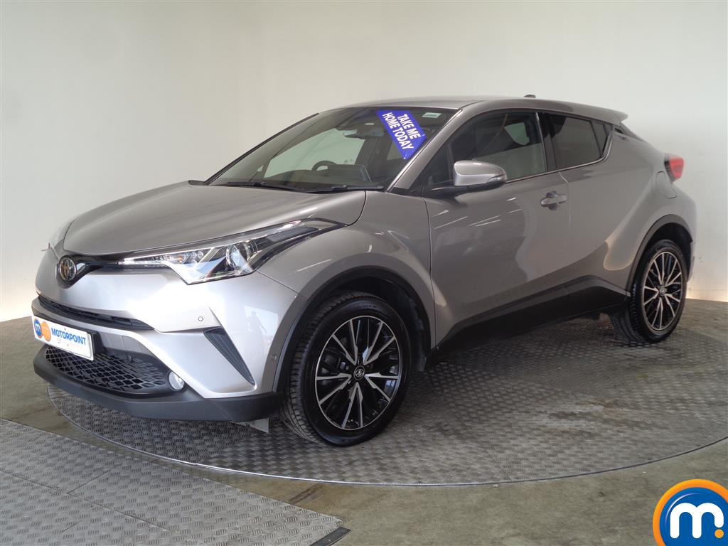 Toyota C-Hr Excel - Stock Number (1032242) - Passenger side front corner